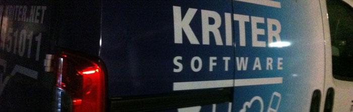 kriter software. Contractes de manteniment