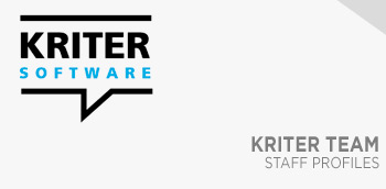 kriter software. Equipo